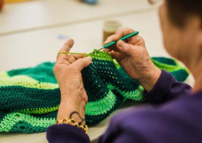 Comm Class Crochet 2017 1